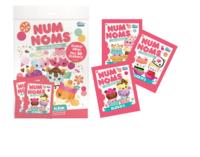 Num Noms Sticker Album plus 30 stickers