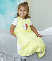Nuzzlin 1TOG Sleeping Bag Lemon