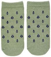Organic Cotton Sock Nautical