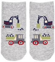 Organic Cotton Socks Boys Toys