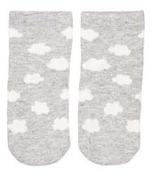 Organic Cotton Socks Cloud