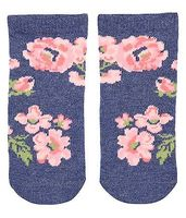 Organic Cotton Socks Indigo