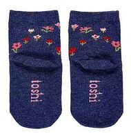 Organic Cotton Socks Periwinkle
