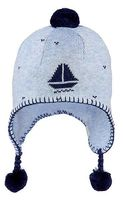 Organic Earmuff Story Nautical