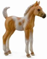 PINTO FOAL STANDING PALOMINO (M) (CO88669)