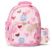 PS Backpack Lge - Chirpy Bird