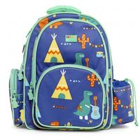 PS Backpack Lge - Dino Rock