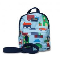 PS Backpack Mini w/- Rein - Big City
