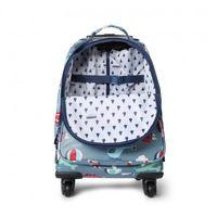 PS Wheelie Bag 4W  Space Monkey