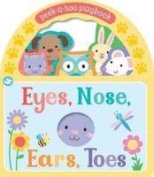 Peek-A-Boo Playbook - Eyes, Nose, Ears, Toes