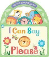 Peek-A-Boo Playbook - I Can Say Please