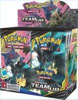 Pokemon Sun & Moon Team Up Booster