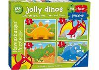 RB072897 Jolly Dino 2, 3, 4, 5pc