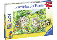 RB078202 Koalas and Pandas 2x24pce