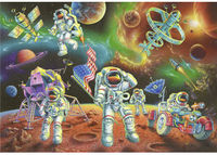 RB086788 Moon Landing 35pc 4+