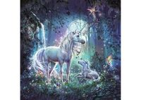 RB092918 Beautiful Unicorns 3x49pc Puzzl