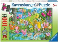 RB106028 Fairy Playland 100pc Puzzle