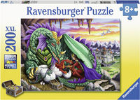 RB126552 Queen of Dragons 200pc Puzzle