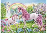 RB136988 Magical Unicorn 100pc Puzzle