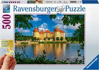 RB137084 Moritzburg Castle 500pc Puzzle