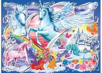 RB139286 Amazing Unicorns Glitter 100pc