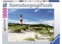 RB139675 Lighthouse in Sylt 1000pc puzzle