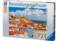 RB147571 Lissabon 500pc Puzzle