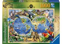 RB193851 World of Wildlife 1000pc
