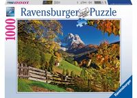 RB194230 Mountainous Italy 1000pc Puzzle