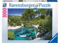 RB196326 Les calanques de Cassis 1000pc Puzzle