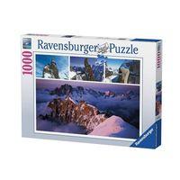 RB196715 Views of Mt Blanc 1000pc