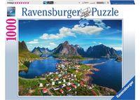 RB197132 Lofoten 1000pc Puzzle