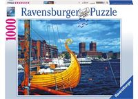 RB197149 Magnificent Oslo 1000pc Puzzle