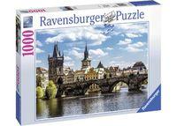RB197422 Prague The Charles Bridge 1000pc Puzzle