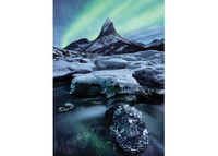 RB198306 North Norway Mount Stetind 1000pc Puzzle