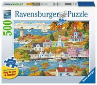 RB - By Land & Sea 500pc
