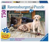 RB - Ruff Day 750pc