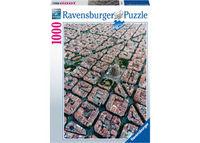 RB151875 Barcelona von Oben 1000pc Puzzle