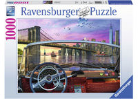 Ravensburger RB152674 Brooklyn Bridge 1000pc Jigsaw Puzzle