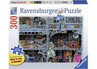 Ravensburger - Camera Evolution Puzzle 300 pieces Lge Format
