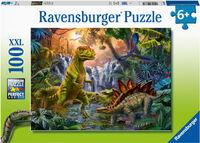 Ravensburger - Dinosaur Oasis 100 pieces