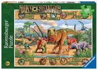 Ravensburger - Dinosaurs Puzzle 100 pieces