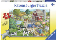 Ravensburger - Home on the Range Puzzle 60 pieces