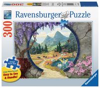 Ravensburger - Into a New World 300 Piece Large Format Puzzle