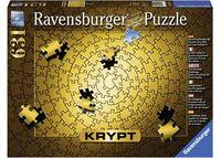 Ravensburger - KRYPT Gold Spiral Puzzle 631 pieces