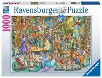 Ravensburger - Midnight at the Library