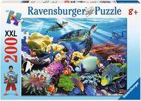Ravensburger - Ocean Turtles Puzzle 200 pieces