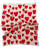 Rosy Apple Blanket
