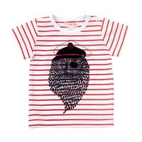 S5420 Striped Pirate Tee