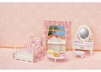 SF Bedroom & Vanity Set